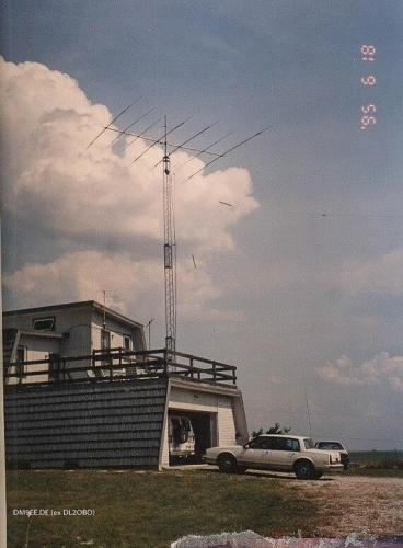 CalifornienTexas1995-13 DM9EEde