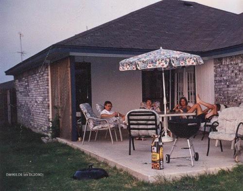 CalifornienTexas1995-14 DM9EEde