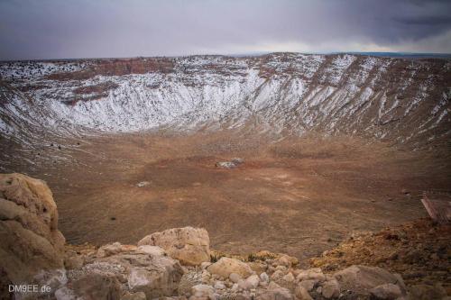 2007-USA-17-Meteorite Crater