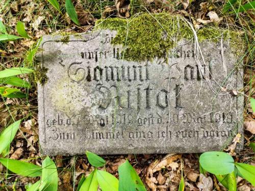 Stare Prazuchy Friedhof