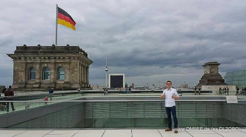 theDauer-DK6SP-DL Bundestag theDauer DM9EE